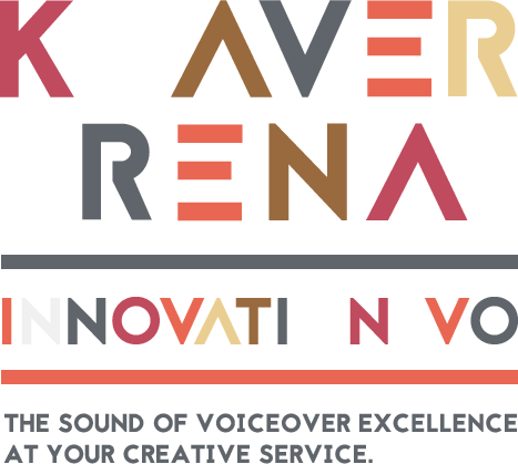 Keaver Brenai female voiceover - Innovation VO