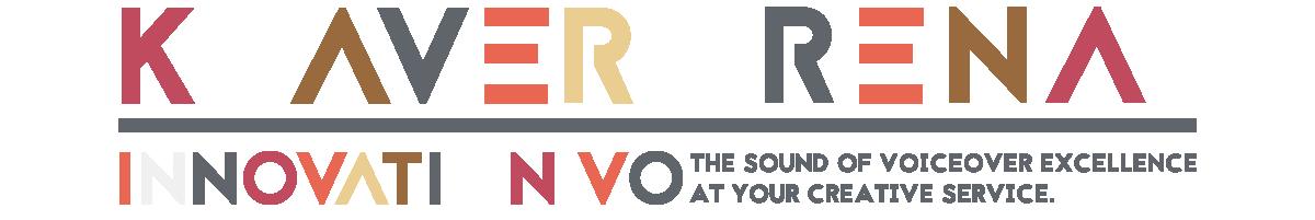 Keaver Brenai female voiceover - Innovation VO