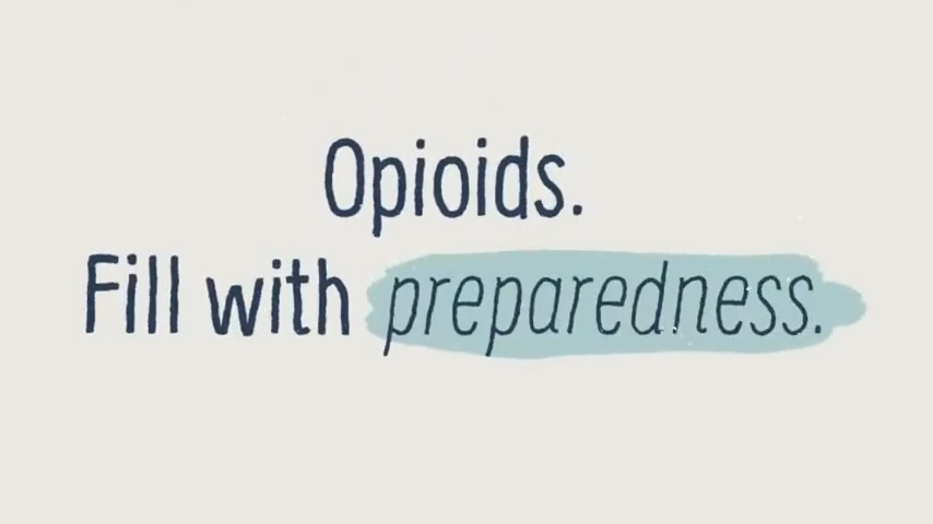 OPIOIDS | See the risk of overdose