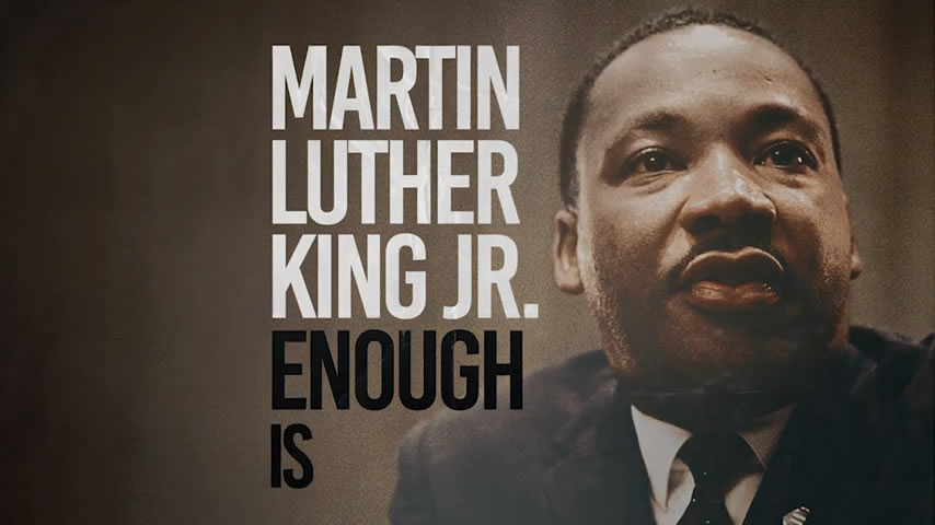 Martin Luther King, Jr. | Enough Is Enough TrailerMovie Narration Voice & TrailerApple iTunes